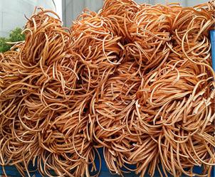 宁波废铜回收公司向大家介绍废铜电线电缆回收的科学处理技术