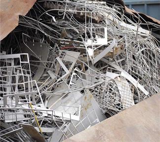 镇海废不锈钢 废钢材回收