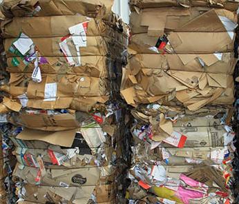 江北区废旧纸箱回收