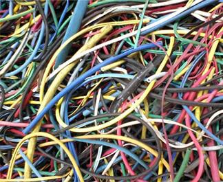 宁波电缆铜线回收