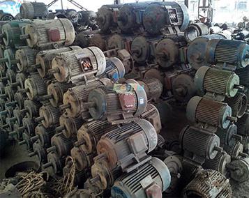 江北区废旧电机回收